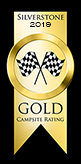 2019 Campsite Rating Gold Award