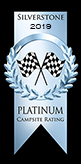 2019 Campsite Rating Silver Award