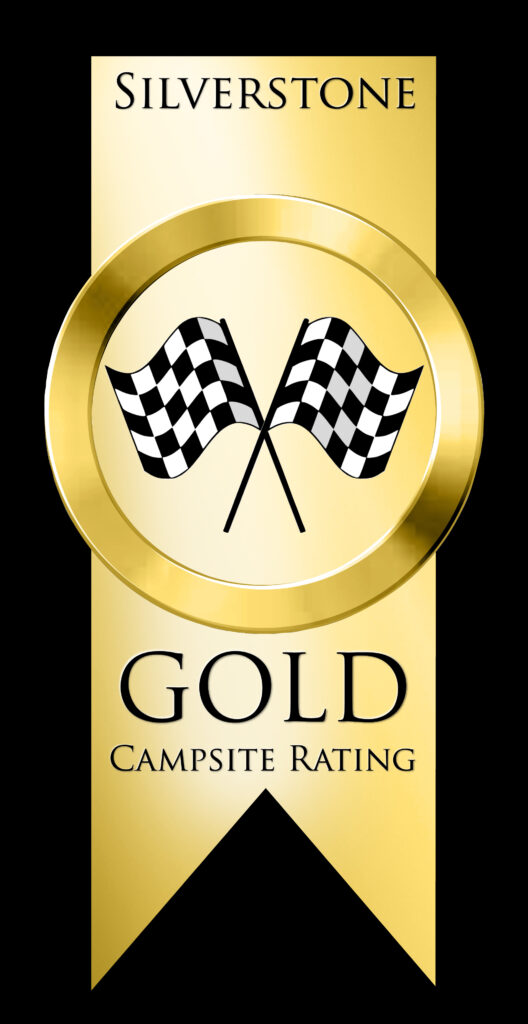 Gold Campsite Rating Award
