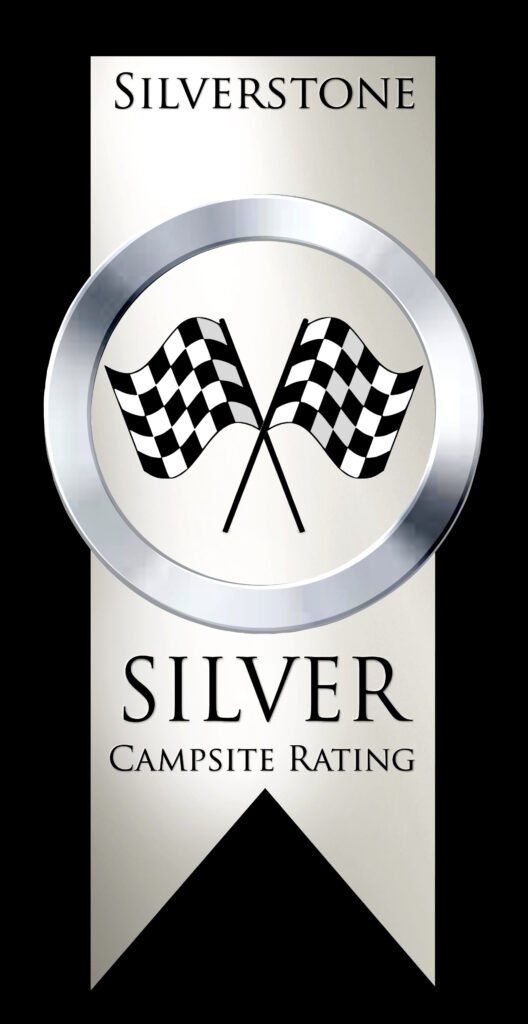 Silver Campsite Rating Award